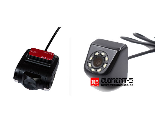 Камера заднего вида C28 + видеорегистратор V12 (акция от 17 990 ₽)