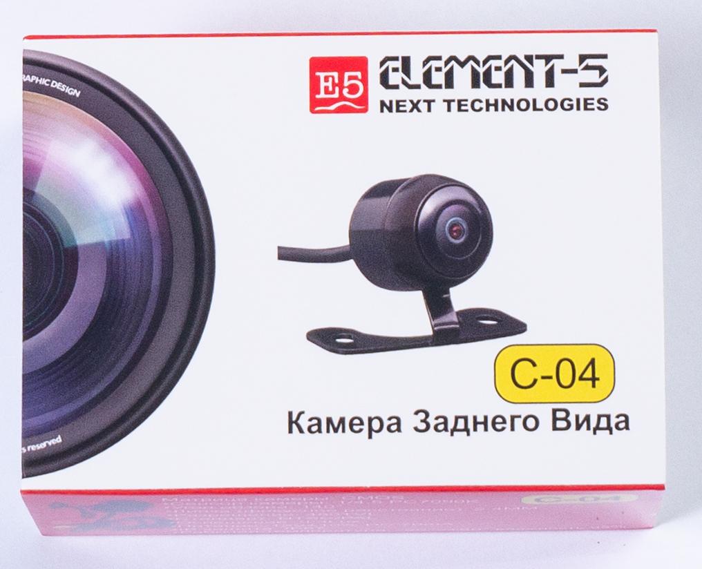 Камера заднего вида E5-C-04